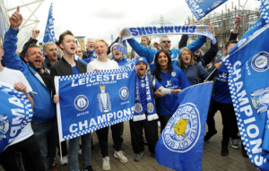 Leicester City rekindle football's flame