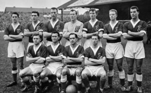 Heaven and Hell - Jimmy Murphy's summer of 1958