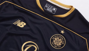 Pic: New Balance have released the new 2016/17 Celtic away shirt