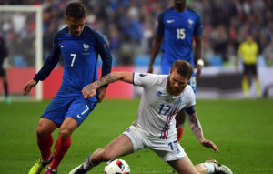 Video: Iceland exit EURO 2016 at the hands of five star France