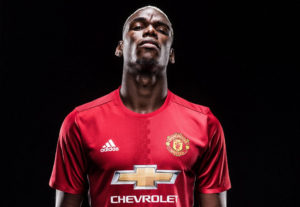 Manchester United confirm re-signing of Paul Pogba for world record fee