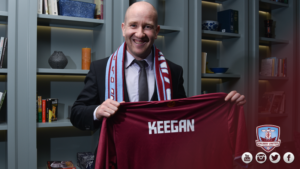 Wallace fumes as Keegan leaves Wexford Youths for Galway United