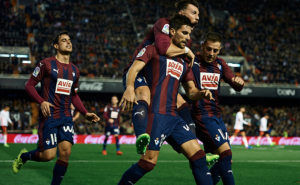 La Liga minnows Eibar dreaming of Europe