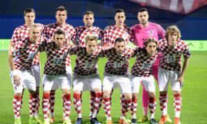Croatia's golden generation - their last chance to impress