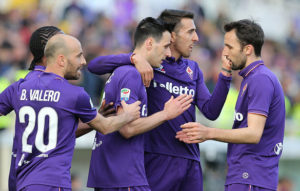 The Purple Revolution in Serie A