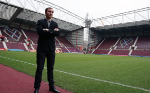 Is Hearts' managerial set-up directing Ian Cathro towards the edge?
