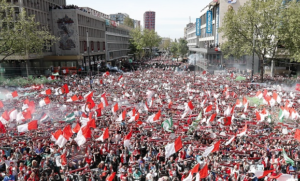 Feyenoord's Eredivisie victory rounds off an exciting season in Dutch football