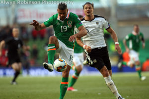 Gallery: Ireland v Austria in World Cup Qualifying Group D