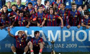 Barcelona 2009 - Rewriting success