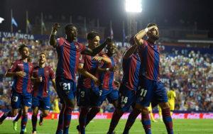 Looking at this season's La Liga relegation battle