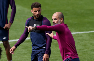 Goal frenzy - Manchester City are finding their lethal touch