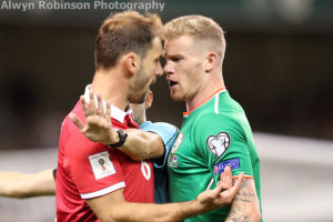 Gallery: Ireland v Serbia in World Cup Qualifying Group D