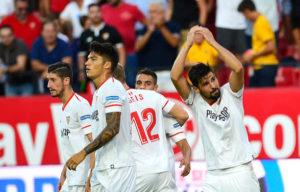 La Liga boys Sevilla can still pack a punch