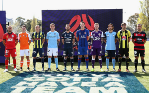 New season, same A-League in Australia