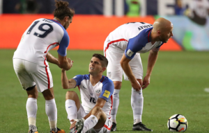 United States National Team squad - An analysis