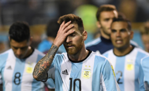 Falling down - Assessing the weaknesses in Argentina's World Cup campaign