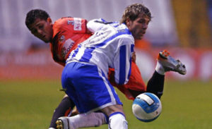 An exclusive interview with former Deportivo La Coruna man Cristian Hidalgo