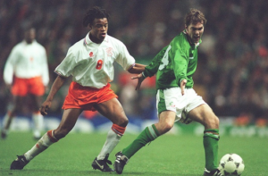 Remembering Ireland's Euro '96 play-off at Anfield