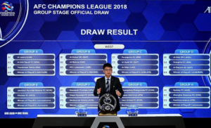 AFC Champions League draw offers intrigue and opportunity