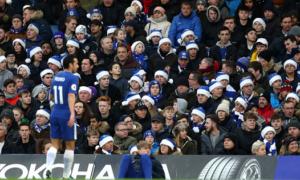 Festive fixture list does no favours for Premier League fans