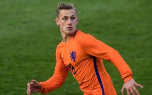 One 2 Watch - Ajax forward Kaj Sierhuis
