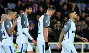 Inter Milan's season takes on a more realistic look