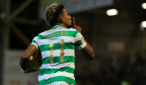 Celtic's Scott Sinclair deserves praise, not criticism