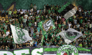Haifa - A tale of two clubs