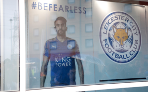 Leicester City's Riyad Mahrez has every right to feel aggrieved