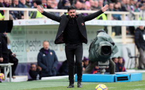 Milan's Gennaro Gattuso could be the next Conte