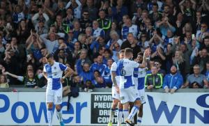 The last minute men - Bristol Rovers are English football's comeback kings