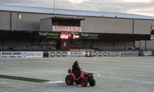 Community work is key for League of Ireland clubs