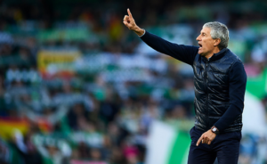 Setien and Sarabia - The men behind Betis' crazy season