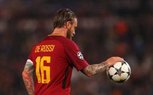 An ode to Mr. Roma - Daniele De Rossi