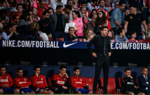 Atletico Madrid's problems on the road a worry for Simeone