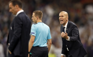 Zidane must be cautious of Allegri's Juventus as he eyes a third consecutive Champions League title