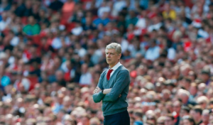 The curious case of Arsène Wenger