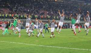 Relentless Juventus push Serie A rivals to new heights