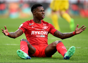 Poka Moscow - Tottenham and Newcastle on the hunt for Quincy Promes
