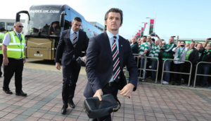 Fleetwood Town's Joey Barton - From cigars to head coach