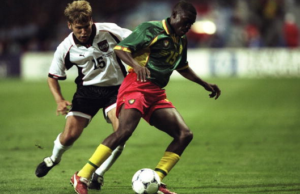 Joseph N'Do - The World Cup player who lit up the League of Ireland