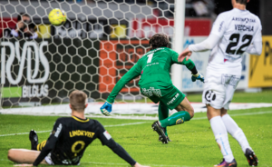 Allsvenskan action - Malmö slump to tenth after Kalmar defeat, whilst Hammarby remain top