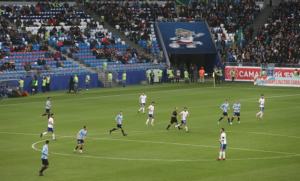 The football graveyard awakens - Russia's second tier rising