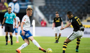 Allsvenskan action - AIK and Norrkoping share spoils in six goal thriller