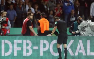 In defence of Video Assisted Refereeing