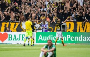 Allsvenskan Action - Stockholm derby and Malmo get first win under Andersson