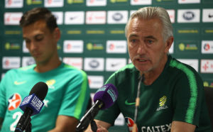 Unfancied Australia will aim to surprise under Van Marwijk in Russia