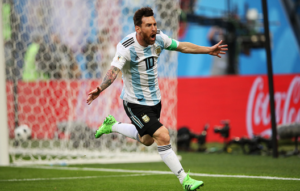 Argentina reach World Cup knockout stage in a way that only Argentina know how