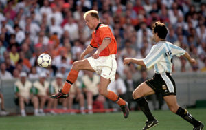 20 years on from THAT Dennis Bergkamp goal