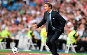 UEFA Super Cup is the ideal backdrop for Lopetegui's debut